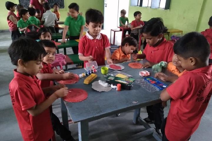 Sri Krishan Sagar Public School-Art Class