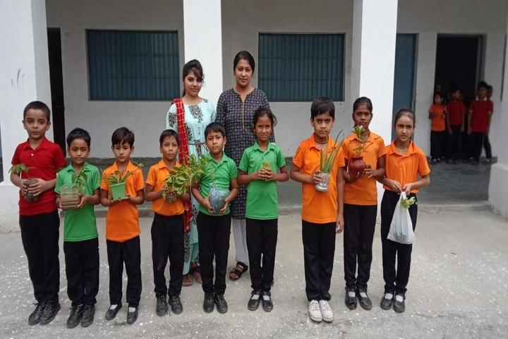 Sri Krishan Sagar Public School-Environment Day