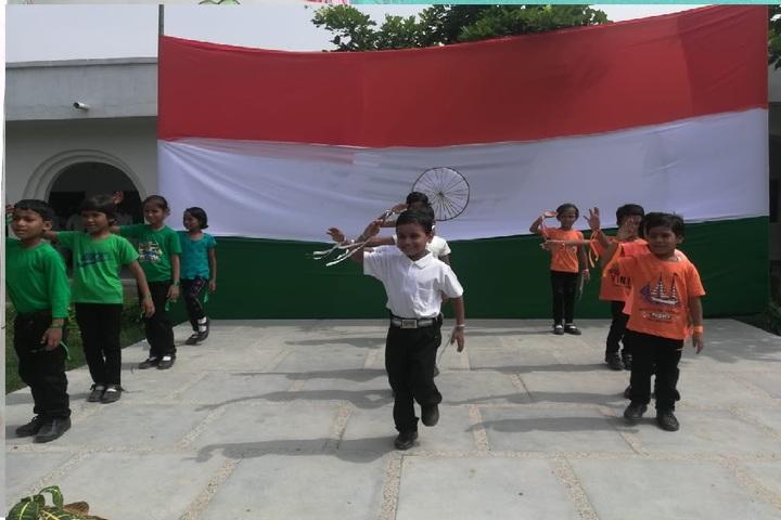 Sri Krishan Sagar Public School-Independence Day
