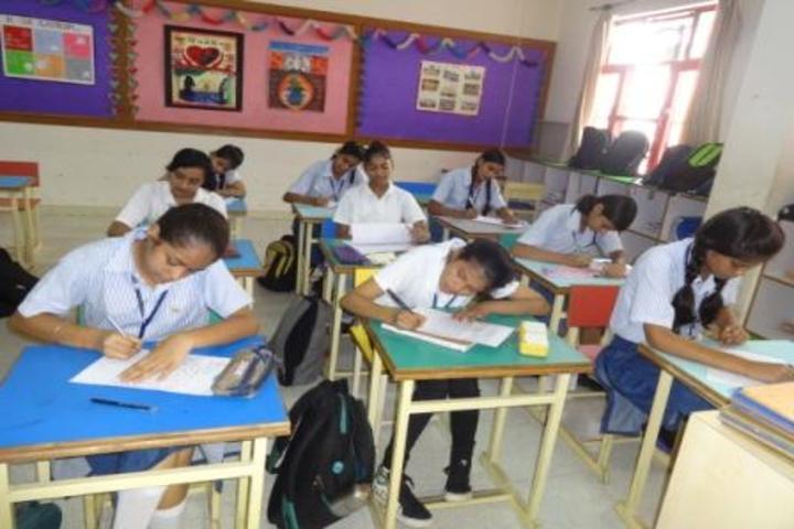Sri Krishna Academy-Class room