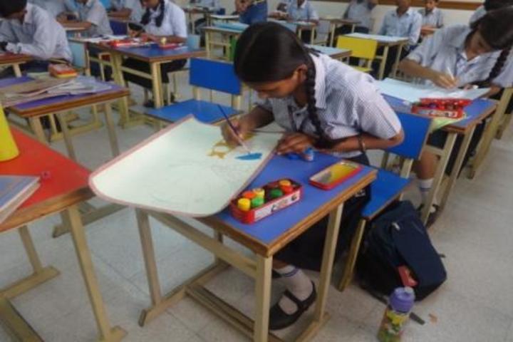 Sri Krishna Academy-Drawing Competition