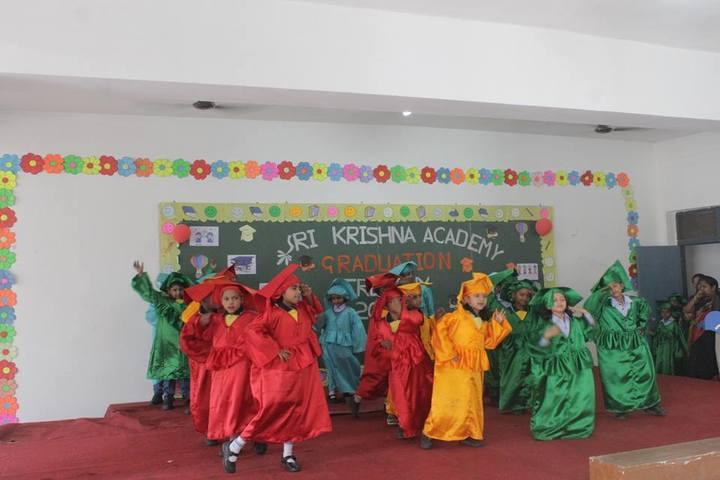 Sri Krishna Academy-Graduation Cermony
