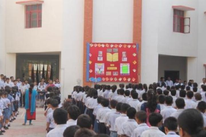 Sri Krishna Academy-Hindi Diwas