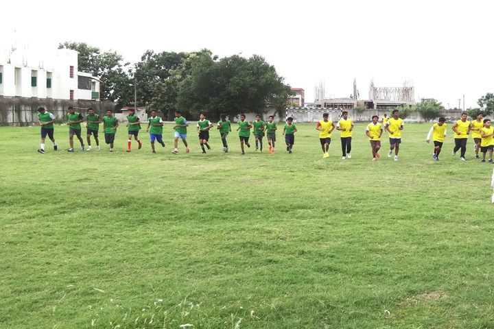 Sri Krishna Academy-Play Ground