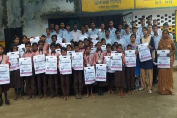 Sri Krishna Academy-Say No To Polybags-Rally