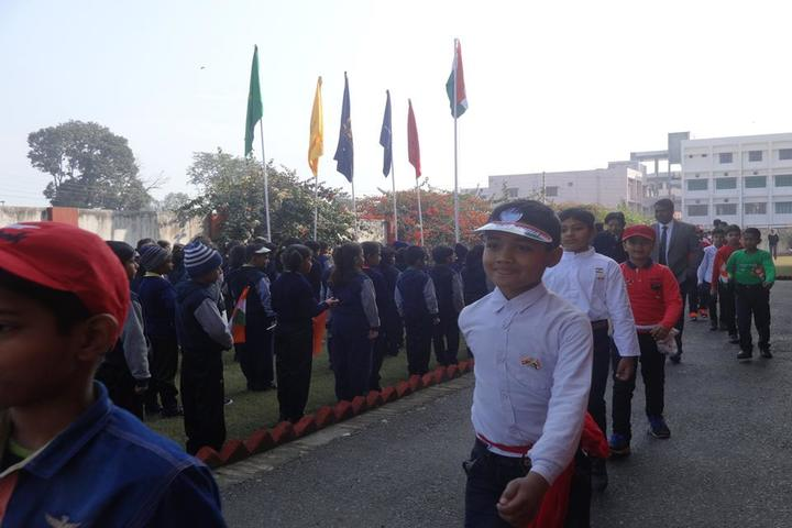 Sri Krishna Academy-Sports Meet