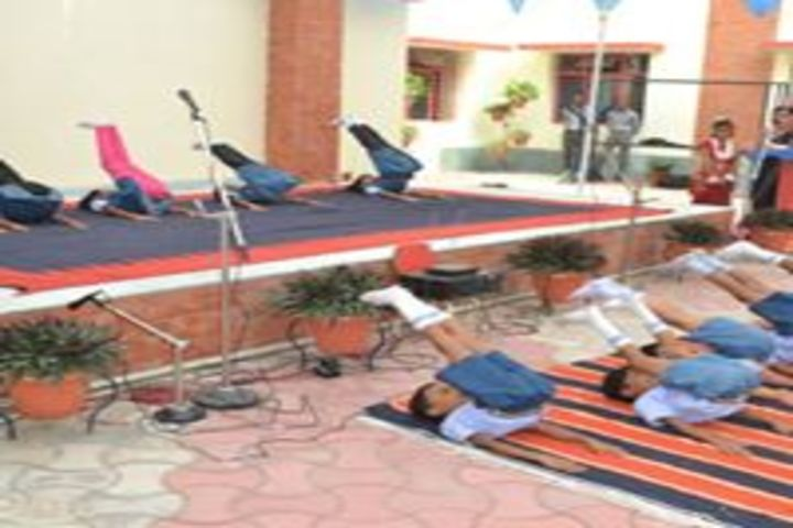 Sri Krishna Academy-Yoga
