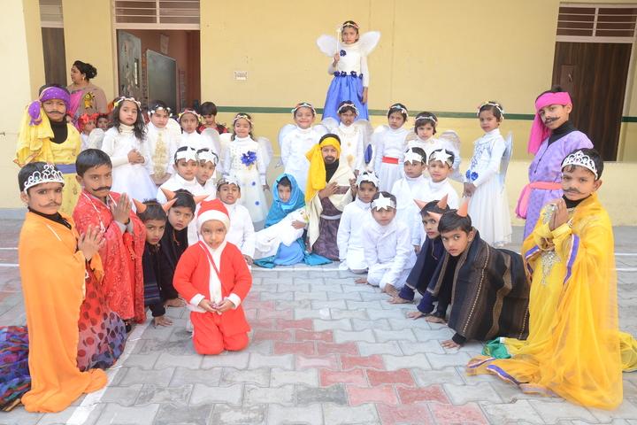 Sri Ram Vidyapeeth Global Academy-Christmas Celebration