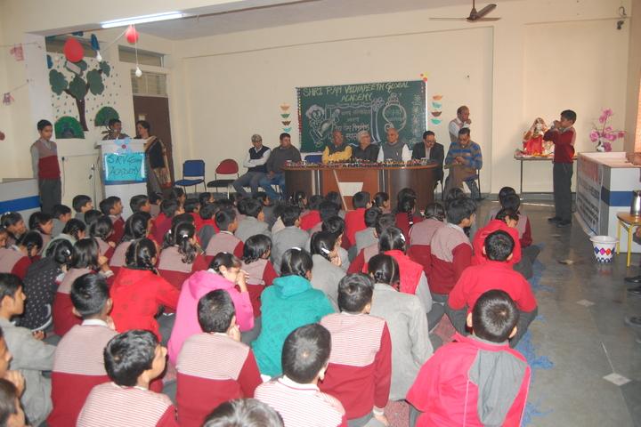 Sri Ram Vidyapeeth Global Academy-Event