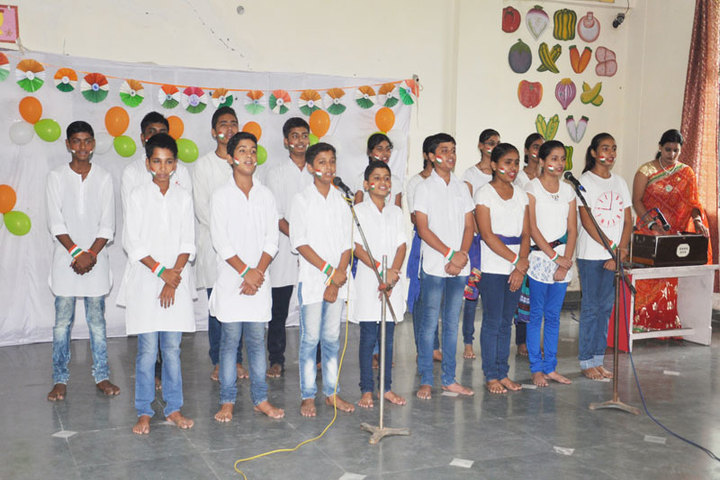 Sri Ram Vidyapeeth Global Academy-Independence Day