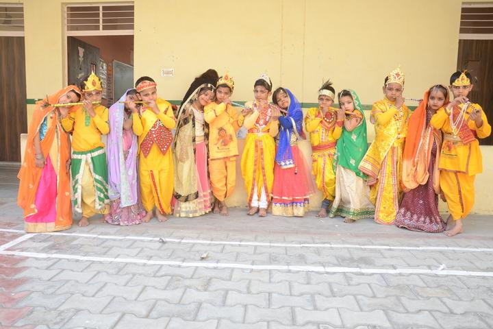 Sri Ram Vidyapeeth Global Academy-Janamastami Celebration