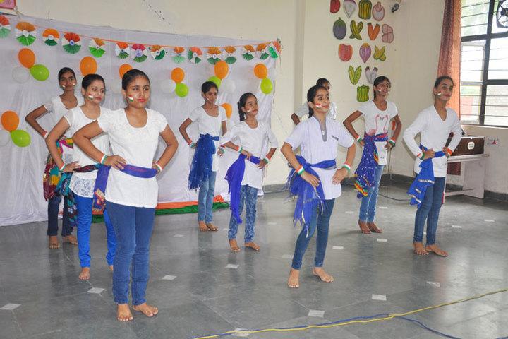 Sri Ram Vidyapeeth Global Academy-Republic Day