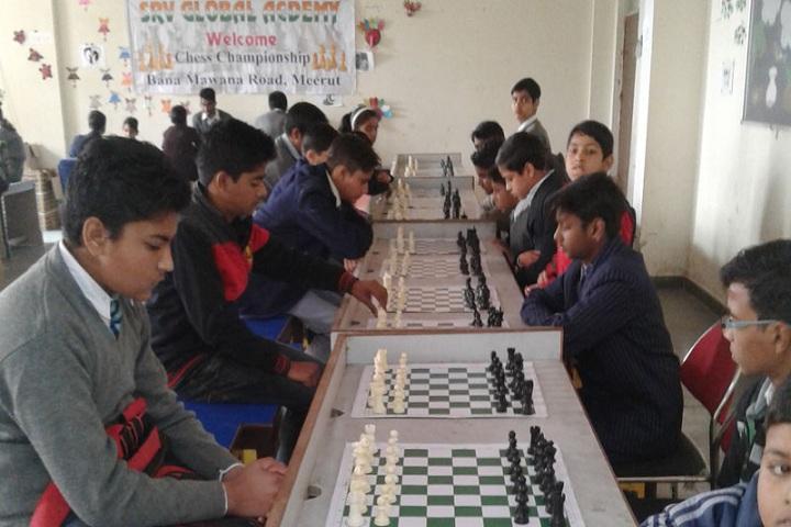 Sri Ram Vidyapeeth Global Academy-Chess