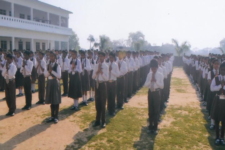 Srimati Dhanraji Devi Shri Bhuleshwar Singh Inter College-Play Ground