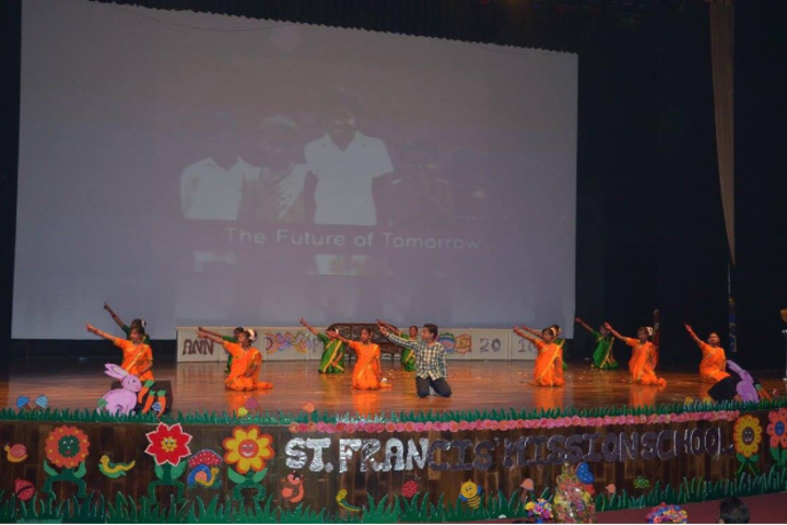 St Francis Mission School-Culture Fest