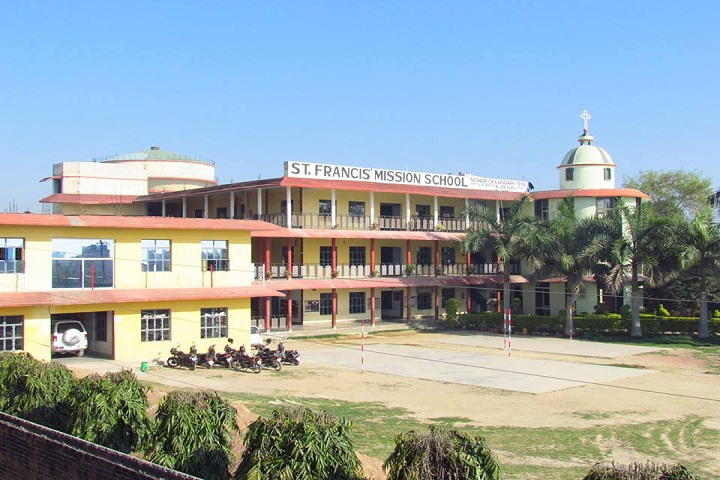 St Francis Mission School-Campus View