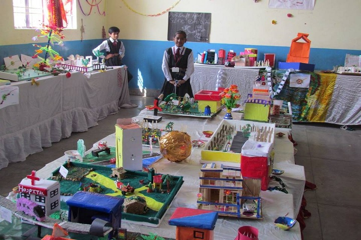 St Francis Mission School-Science Exhibition