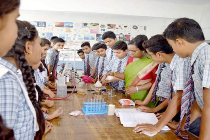 St Francis School-Chemistry Lab