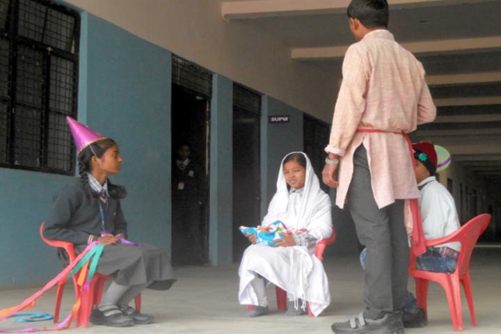St Francis School-Drama