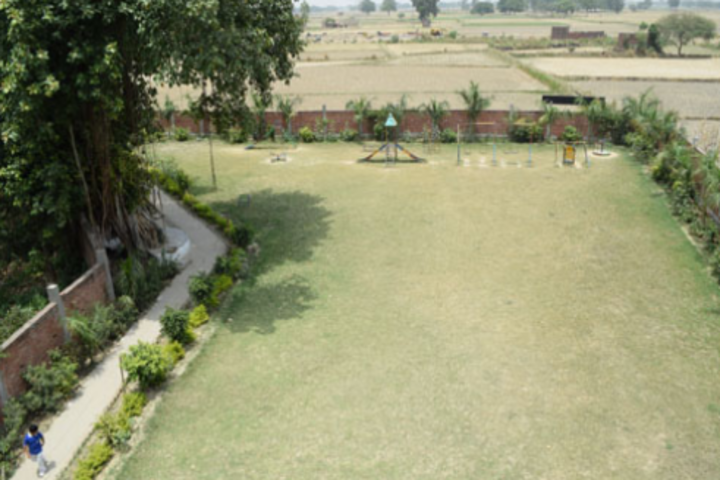 St Francis School-Play Ground