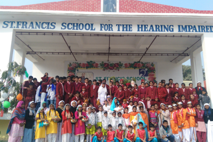 St Francis School For The Hearing Impaired-Childrens Day