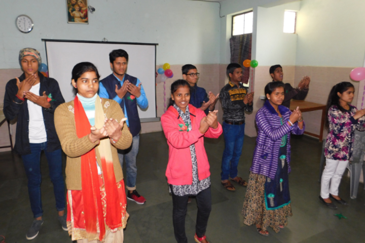 St Francis School For The Hearing Impaired-Dance Room