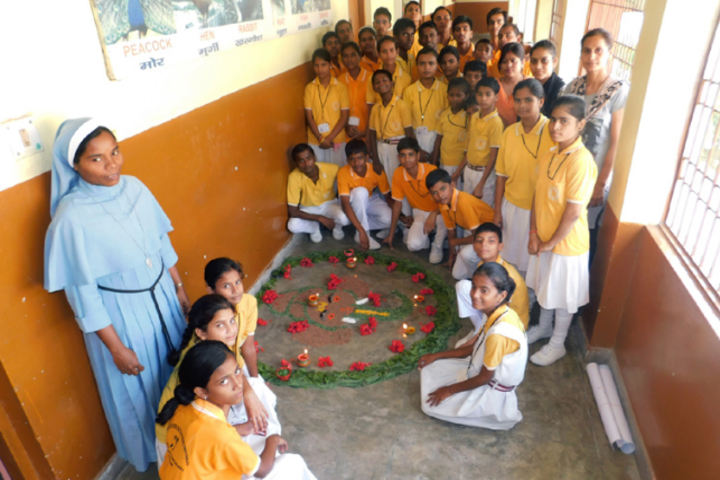 St Francis School For The Hearing Impaired-Diwali Celebrations