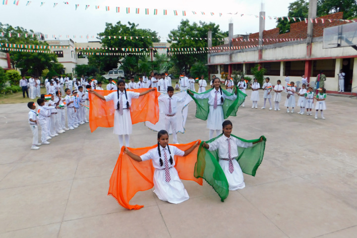 St Francis School For The Hearing Impaired-Independence Day