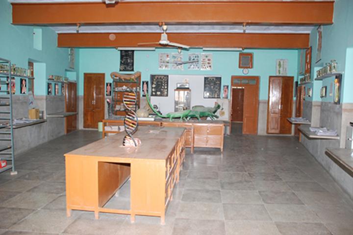 St Josephs School-Biology Lab