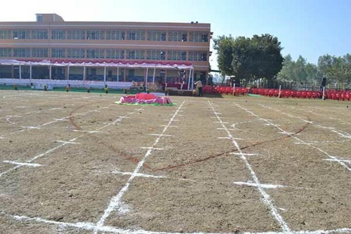 St Josephs School-Play Ground