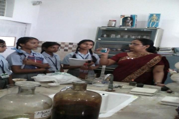 St Mary S Christian School-Chemistry Lab