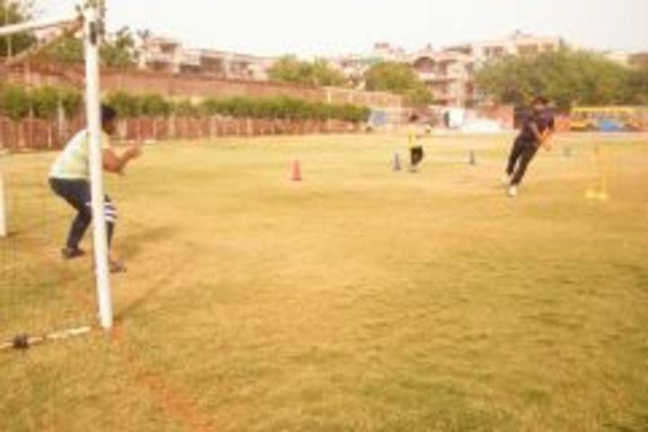 St Mary S Christian School-Play Ground