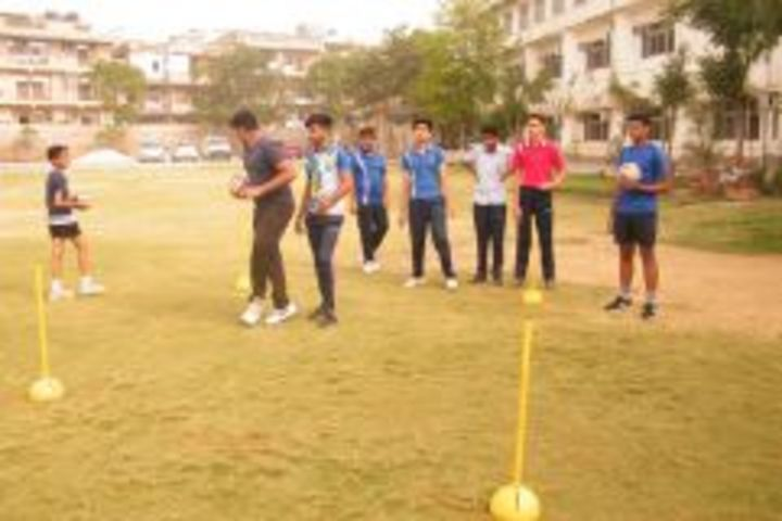 St Mary S Christian School-Sports