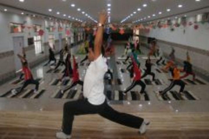 St Mary S Christian School-Yoga