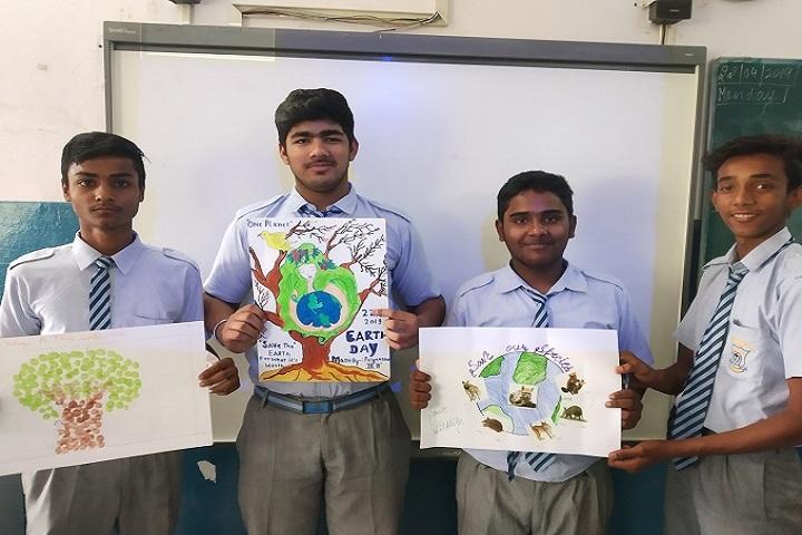 St Mary s Christian School-Earth Day Activity