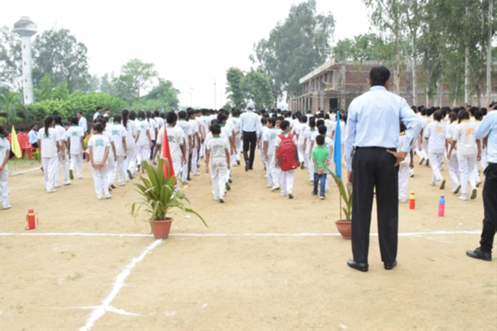 St Marys Convent School-Morning Assembly