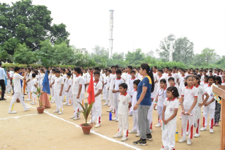 St Marys Convent School-Sports Day