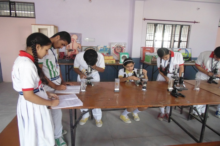 St Marys Day Inter College-Biology Lab