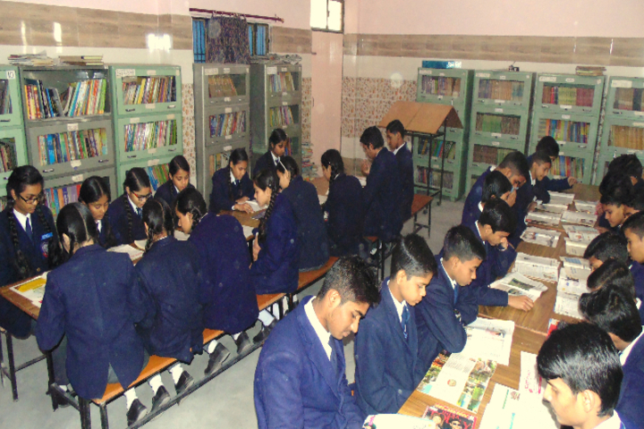 St Marys Day Inter College-Library