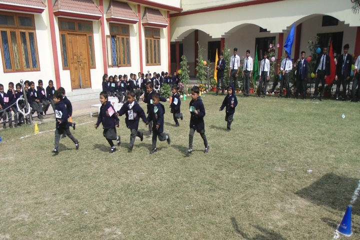 St Marys Day Inter College-Sports Meet