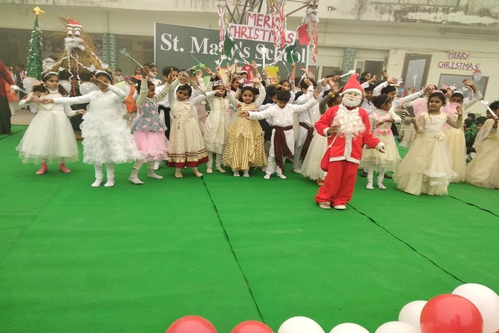 St Mary s School-Christmas Celebrations