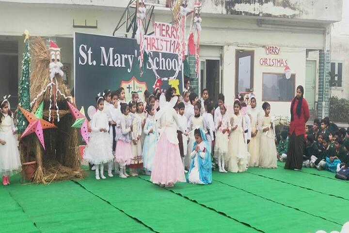 St Mary s School-Drama