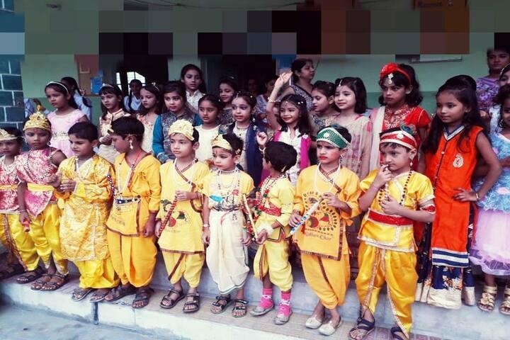 St Mary s School-Janmastami Celebrations