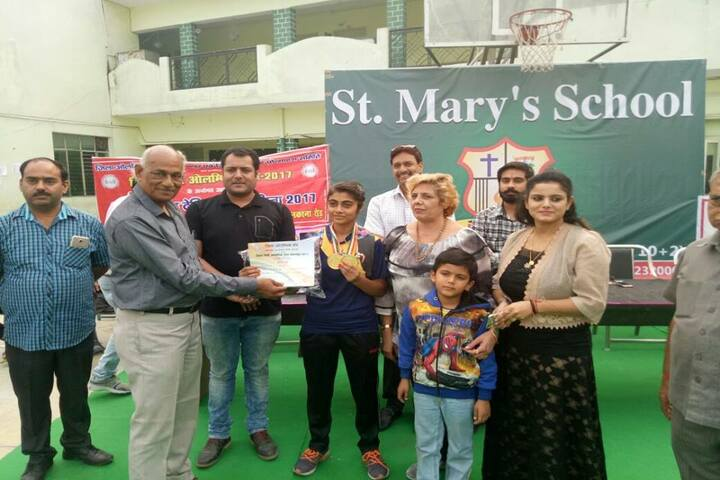 St Mary s School-Prize Distribution