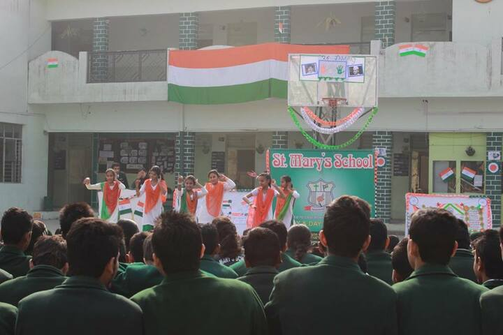 St Mary s School-Republic Day