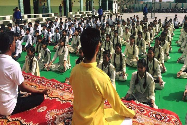 St Mary s School-Yoga