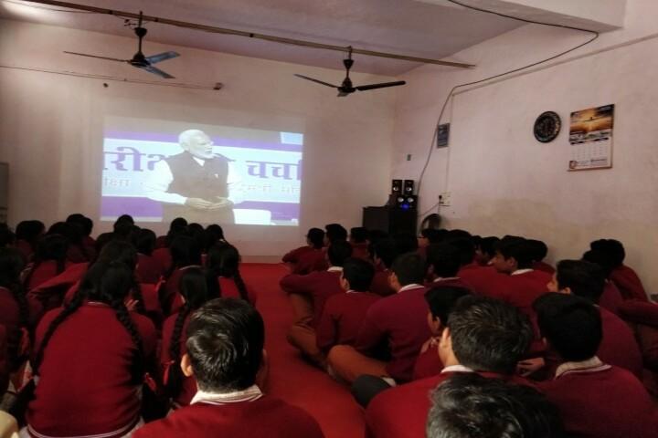 St Marys School-Seminar