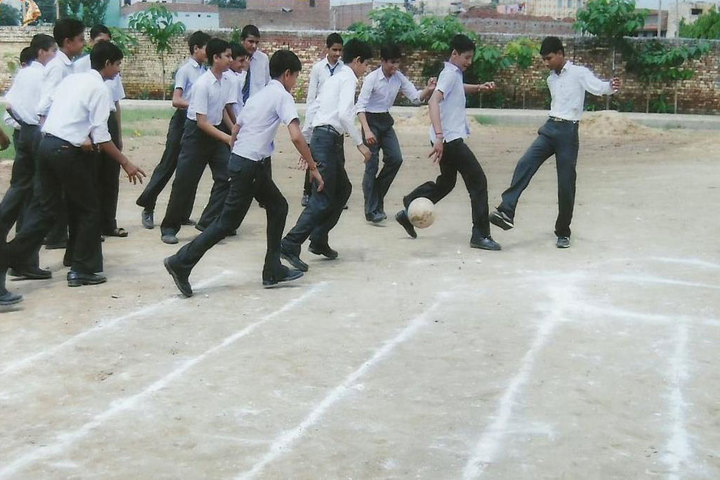 St R C Scientific Convent School-Annual Sports Day