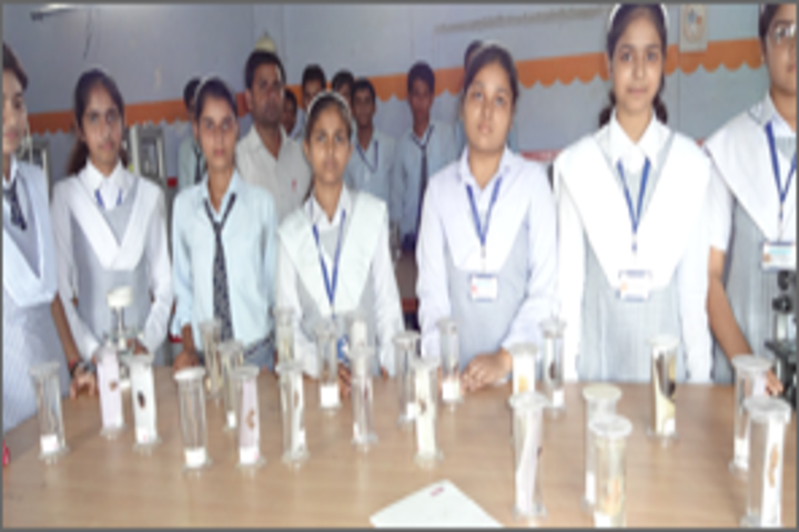 St R C Scientific Convent School-Bio Lab