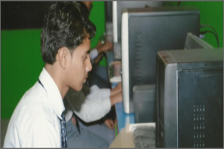 St R C Scientific Convent School-Computer Lab